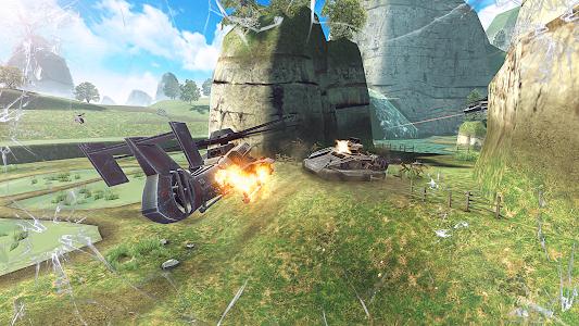 screenshot of Massive Warfare: Aftermath version 1.32.82