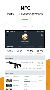 Download Maxplus -Dota 2/ CS:GO Stats 2.1.9 APK