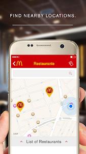 Download McDonald's App - Caribe 2.10.1 APK
