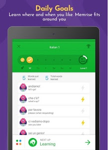 Download Learn Languages, Grammar & Vocabulary with Memrise  APK