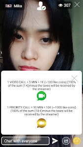 Download MILLIARD.TV LIVE - Follow, Paid Likes & Video Call 7.7.1 APK