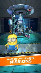 screenshot of Minion Rush: Despicable Me Official Game version 6.2.2a