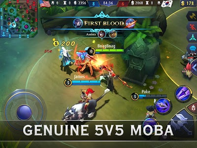 Download Mobile Legends: Bang Bang 1.3.06.3141 APK