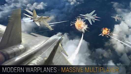 Download Modern Warplanes: Combat Aces PvP Skies Warfare 1.8.4 APK