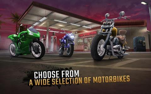 screenshot of Moto Rider GO: Highway Traffic version 1.01