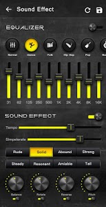 screenshot of Music Player - Audio Player with Best Sound Effect version 1.0.5