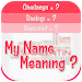 Download My Name Meaning : Share It 1.1 APK