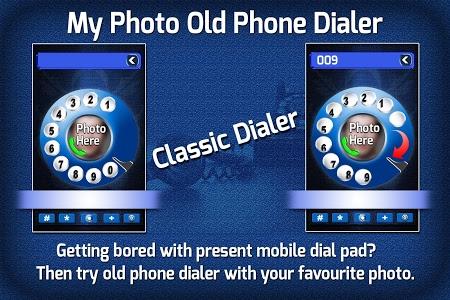 Download My Photo Old Phone Dialer 1.2 APK