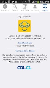 Download MyCarCheck 2.21.0 APK