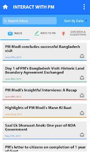 screenshot of Narendra Modi version 1.0.2
