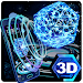 Download Neon Pentagon 3D Theme 1.1.8 APK