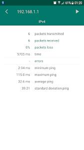 Download NetX Network Tools 5.3.1.0 APK