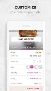 Download Dunkin' Donuts 5.4.1 APK