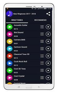 Download New Ringtones 2017 ~ 2018 1.1 APK