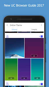 Download New UC Browser Guide 2017 1.6 APK