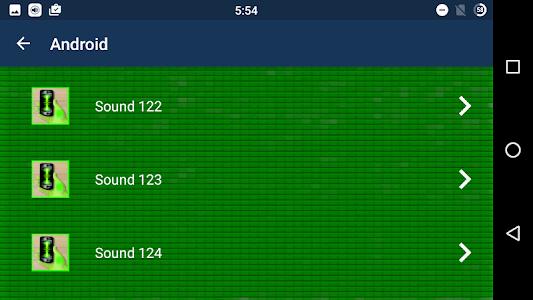 screenshot of Notifications Ringtones version 2.2.2
