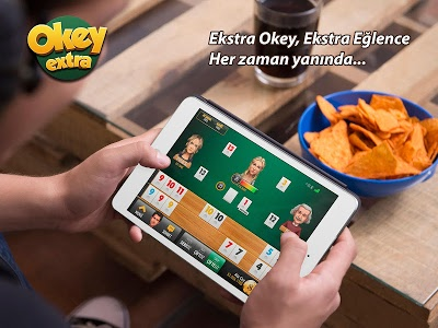 screenshot of OKEY Extra version 1.5.0