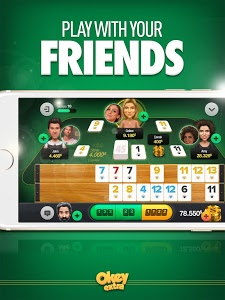 screenshot of Okey Extra - Gin Rummy Online version 2.0.9