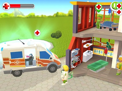 screenshot of PLAYMOBIL Children's Hospital version 1.0