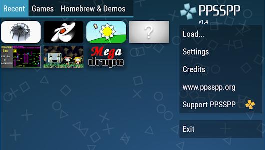 Download PPSSPP - PSP emulator 1.6.3 APK