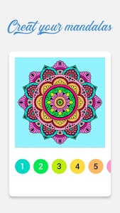 screenshot of Paint By Number - Free Coloring Book & Puzzle Game version 1.0.8