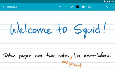 Download Squid - Take Notes & Markup PDFs 3.4.5.3-GP APK