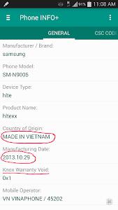 Download Phone INFO ★Samsung★ 3.6.8 APK