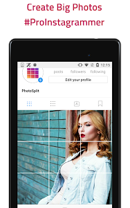 Download PhotoSplit - Photo Splitter for Instagram 2.9.7 APK