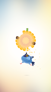 screenshot of Pigeon Pop version 1.2.3