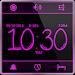 Download Pink Clock 10 APK