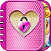Download Pink Diary with Lock Password for Girls 1.4.2 APK