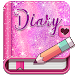 Download Pink Glitter Secret Diary 1.1.1 APK
