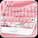 Download Pink Silk Keyboard Theme 6.0 APK