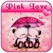 Download Pink Love Bear Theme 1.1.20 APK