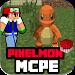 Download Pixelmon MOD MCPE 0.14.0 1.2 APK