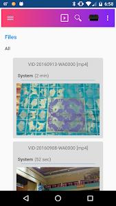 screenshot of PlayTo Sony TV version 2.3