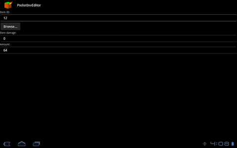 Download PocketInvEditor 1.17 APK