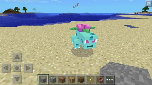 Download PokeCube Mod for Minecraft PE 1.0 APK