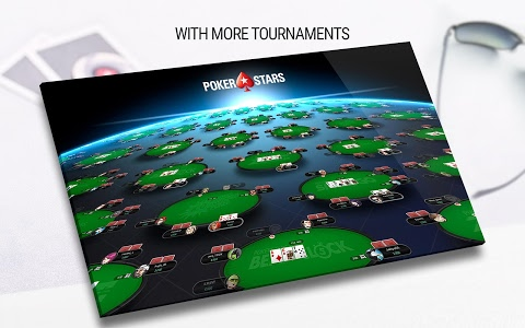 screenshot of PokerStars: Free Poker Games with Texas Holdem version 1.106.2