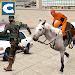 Police Horse Chase: Superhero