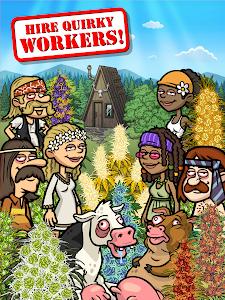 screenshot of Pot Farm: Grass Roots version 1.24.2