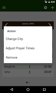 Download Prayer times: Qibla & Azan 1.4 APK