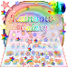Download Rainbow Galaxy Gravity Keyboard Theme? 10001001 APK