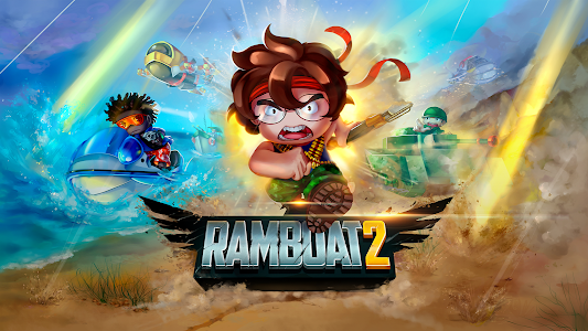 Download Ramboat 2 - The metal soldier shooting game 1.0.60 APK