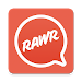 Download Rawr Messenger - Dab your chat 1.5.4 APK