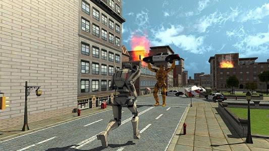 Download Real Robots War Steel Fighting 1.0 APK