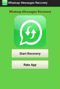 Download Recovery Whatsap Message Guide 2.0 APK