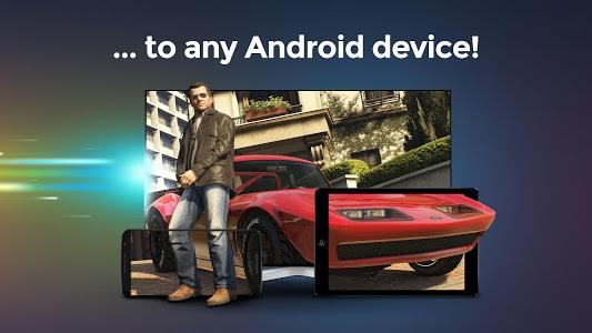 screenshot of Remotr Game Streaming version 1.0.337