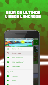screenshot of Robin Hood Gamer version 3.2.3