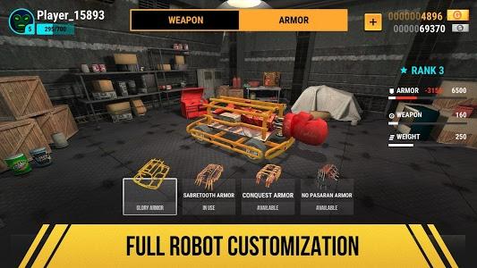 Download Robot Fighting 2 - Minibots 3D 2.3.8 APK